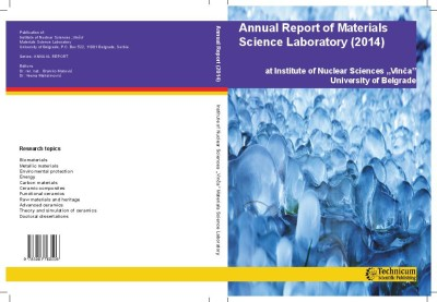 Annual Report of Materials Science Laboratory (2014)